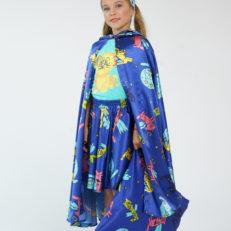 Печать на ткани для дизайнера Ульяны Кузнецовой