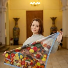 Сувенирная продукция для Иркутского художественного музея