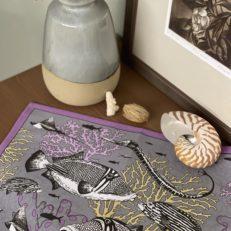 Сувенирный текстиль для Щёлковского музея